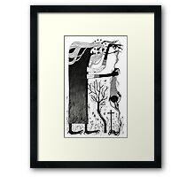 SABBAT  Framed Print