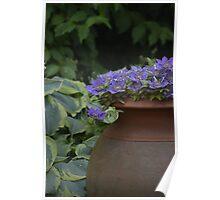 Flower Urn Poster