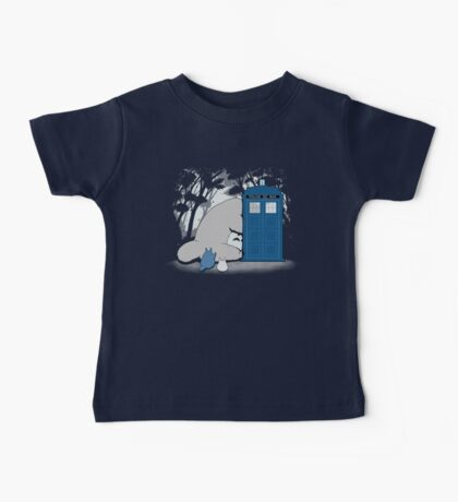 Curious Forest Spirits - Totoro Baby Tee