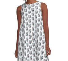 v for vendetta A-Line Dress