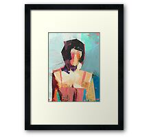 Gianna Framed Print