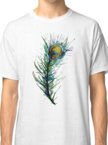 peacock rainbow. Classic T-Shirt
