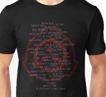 Creepypasta Greatest Hits Unisex T-Shirt