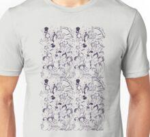 Doodled out of Depression Unisex T-Shirt