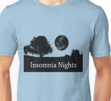 Insomnia Nights Unisex T-Shirt