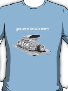 Mad Max Supercharger  T-Shirt