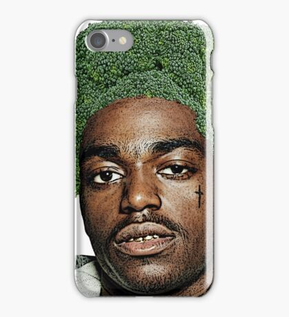 Kodak Black Broccoli Head iPhone Case/Skin