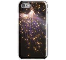 Firework Explosion Artwork, Apparel, and Home Decor iPhone Case/Skin