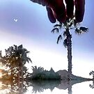 Creating An Island Dream by WhiteDove Studio kj gordon