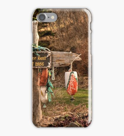 Cottages for Rent iPhone Case/Skin