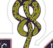 Death Eater MC Sticker