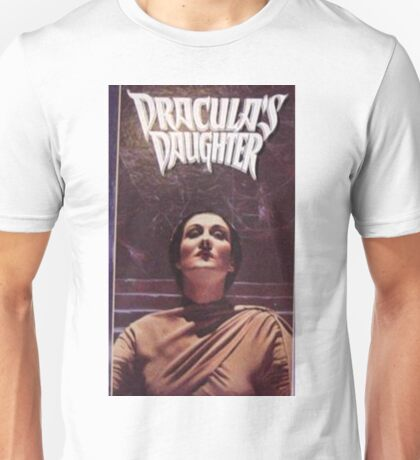 Dracula's Daughter Unisex T-Shirt