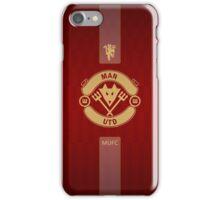 Manchester United Amazing Logo iPhone Case/Skin