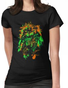 The Shredder  Womens Fitted T-Shirt