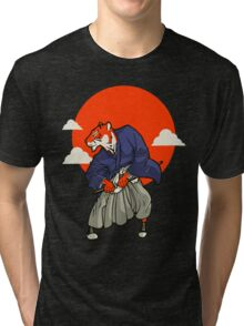 The Soul Of A Warrior Tri-blend T-Shirt