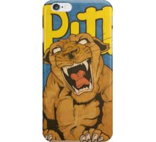 Pitt  iPhone Case/Skin