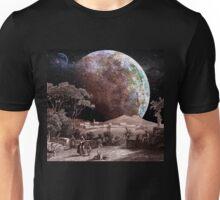 vintage sky Neapol 1848 Unisex T-Shirt