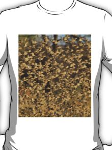 Red-billed Quelea - Thousands of Birds T-Shirt