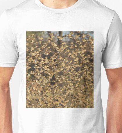Red-billed Quelea - Thousands of Birds Unisex T-Shirt