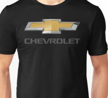 chevrolet logo Unisex T-Shirt
