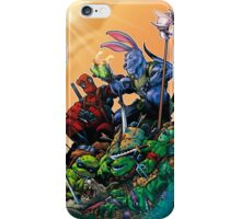 Salty Roo - Tonight, we dine on turtle soup! iPhone Case/Skin