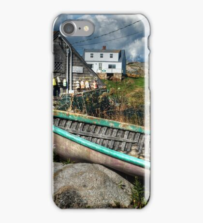 Peggy's Buoys iPhone Case/Skin