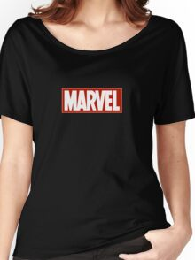 Marvel Women's Relaxed Fit T-Shirt