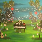 """Musical Forest"" by Melissa Goza"