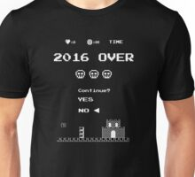 Bitmap New Year - NO Unisex T-Shirt
