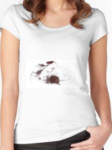 Slowing Down Women's Fitted Scoop T-Shirt