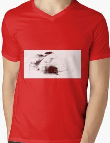 Slowing Down Mens V-Neck T-Shirt