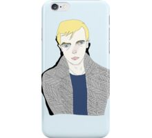 Lucien Carr  iPhone Case/Skin