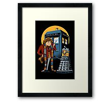Doctor Gru Framed Print