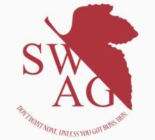 SWAG Logo Baby Tee