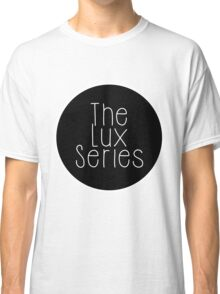 The Lux Series - Black Circle Classic T-Shirt