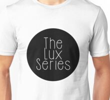 The Lux Series - Black Circle Unisex T-Shirt
