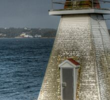 Sambro Harbour Lighthouse Sticker