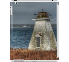 Sambro Harbour Lighthouse iPad Case/Skin