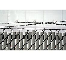 Barricades Photographic Print