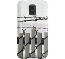 Barricades Samsung Galaxy Case/Skin
