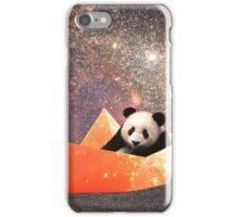 Galactic Panda iPhone Case/Skin