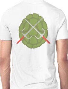 TMNT Raphael (back) Unisex T-Shirt