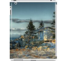 Late afternoon on St Margarets Bay iPad Case/Skin