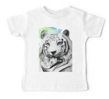 Siberian Tiger  Baby Tee