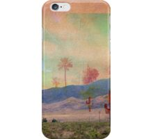 in the valley of the Sun iPhone Case/Skin