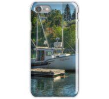 Indian Harbour Nova Scotia iPhone Case/Skin