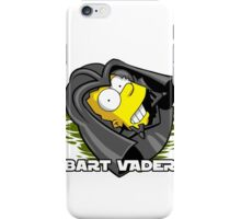 Bart Vader iPhone Case/Skin