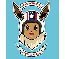 Eeveel Knievel Photographic Print