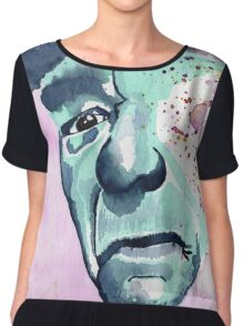 Man in the north Chiffon Top