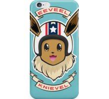 Eeveel Knievel iPhone Case/Skin